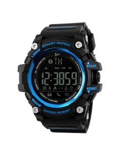 ZEMGE SMARTWATCH BLUE ZS1050