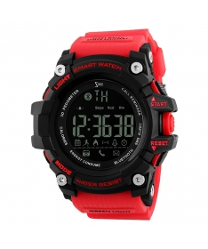 ZEMGE SMARTWATCH RED ZS1053